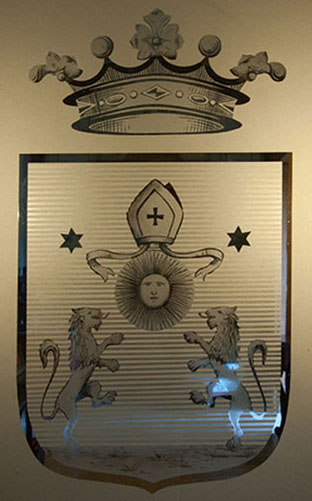 stemma della famiglia del Prete