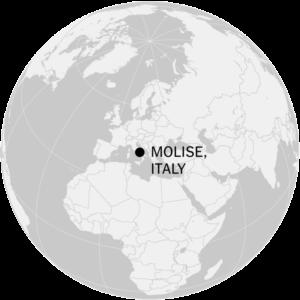 dove si trova il molise